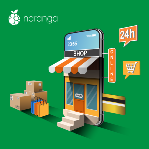 Make your website profitable – let Naranga turn it into sales instrument