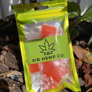 Sir Hemp Co. CBD Candy, CBD gummies alternative