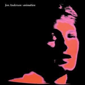 Jon Anderson - Animation Cover