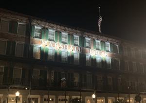 Haunted Marshall House Hotel in Savannah Georgia