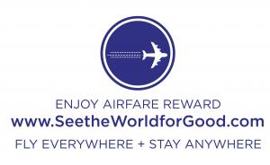 Refer a co-worker, family, or friend for a tech job to Recruiting for Good, make a difference locally + travel globally #seetheworldforgood #helplocally #travelglobally www.SeetheWorldforGood.com