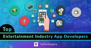 Top Entertainment Industry Application Developers of April 2021
