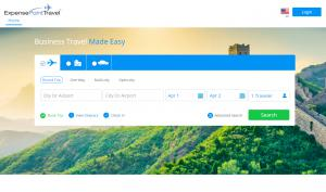 ExpensePoint Travel UI