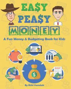 Easy Peasy Money - Book Cover
