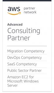 OpsGuru, AWS Advanced Consulting Partner, holder of AWS Migration Competency, AWS DevOps Competency, AWS SaaS Competency, can help you on every step of your cloud journey
