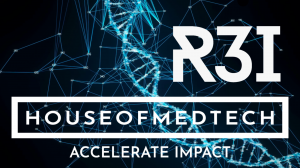 House of MedTech- Accelerate Impact Logo