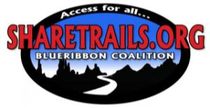 BlueRibbon Coalition Logo - Campaign - Bears Ears - Fight for Every Inch
