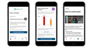 Patient App (SeamlessMD) for Atrium Health's END Opioids initiative