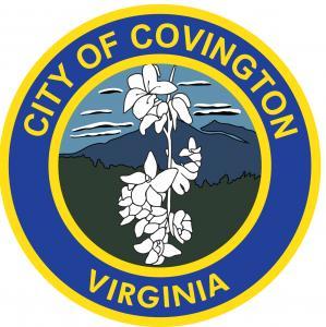 Seal of the City of Covington. Va.