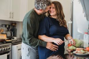 Pregnant at 40