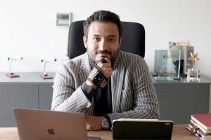 CEO Kadir Demircioglu