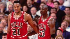 Stacey King won 3 NBA World Titles with Michael Jordan