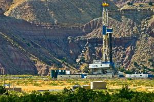 Drilling Rig in Mesa County, Colorado
