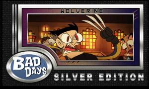 Wolverine - Bad Days NFT card