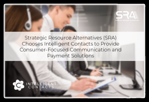 SRA and Intelligent Contacts Join Forces to Bring Best in Class ARM Services
