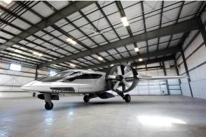 TriFan 600 Aircraft