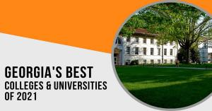 Image of the top higher education institution in Georgia