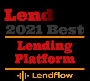 Lendflow Named the LendVer 2021 Best Lending Platform