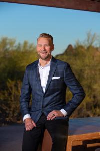 Image of Ville Houttu, CEO of Vincit USA in Arizona