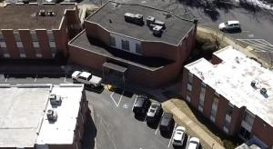 2 story 5,879± sf. brick commercial medical facility in Staunton Medical Center