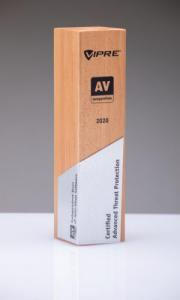 Vipre Certified Advanced Threat Protection Trophy 2020