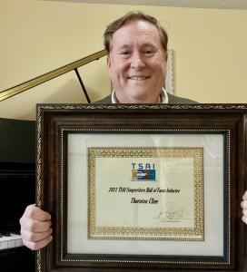 Nashville songwriter, Thornton Cline