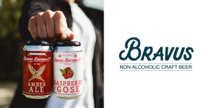 Bravus Brewing Expands Distribution in Texas with Ambiente Beverage
