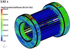 Electric Drive CFD