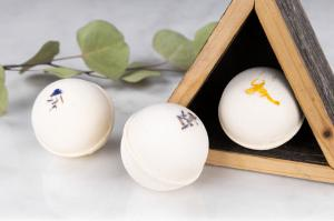 Life Elements Best Selling Signature CBD Bath Bath Bombs