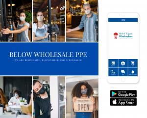 Health Supply Wholesalers PR App Photo