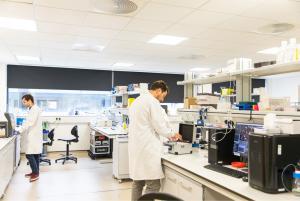 MIP Diagnostics lab for the development of nanoMIPs