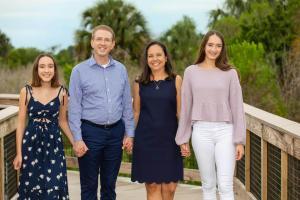 Michelle McGovern Family