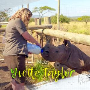 The Earth Organization's Executive Director Yvette Taylor emphasizes Cooperative Ecology, CoEco, because none survive alone.