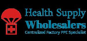 Health Supply Wholesalers Corporate Logo