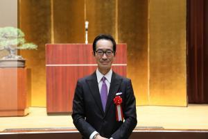EKO Instruments President, Toshikazu Hasegawa
