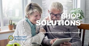 American Legion Auxiliary selects BlueStar to be a member benefit provider of aging-in-place tech services