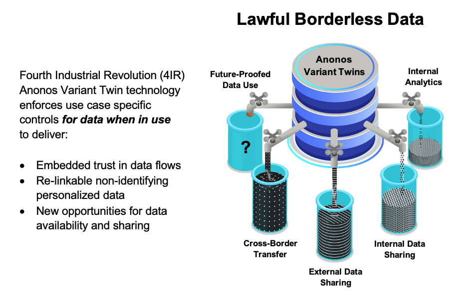 Anonos Variant Twin Technology