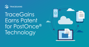 TraceGains Earns PostOnce® Patent