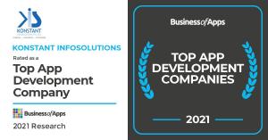 App development by BusinessofApps