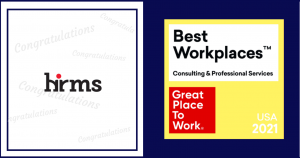 HRMS Best Workplaces in Consulting & Professional Services