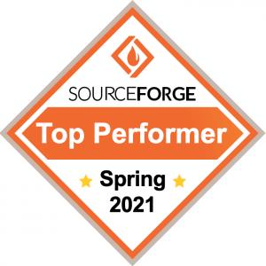 Employee Engagement Software Top Performer Award