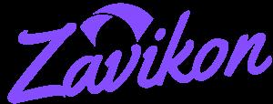 Zavikon name with bridge above