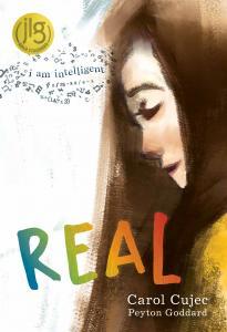 REAL, middle grade book - Autism Awareness