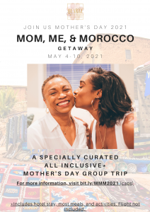 Image for Mom, Me & Morocco Mother's Day Retreat