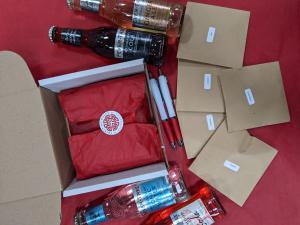 Spirit of Wales Distillery Virtual Tasting Kit