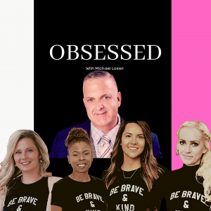 The Podcast Powerhouse, Obsessed With Humans On The Verge of Change team up with Law Of Attraction Expert Michael Losier