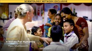 Featured in an episode of Voices for Humanity on the Scientology Network, Youth for Human Rights International celebrates 20 years of educating youth on the Universal Declaration of Human Rights.