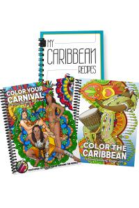 Chefs of the Caribbean Books