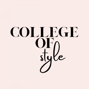 College of Style Pink Logo