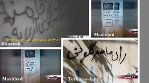 3 May 2021 - Iran – Call for Boycotting sham Election - 1988 massacre Khavaran (1)